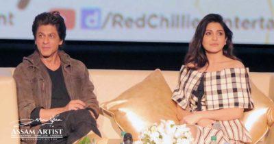 Shah Rukh Khan - Anushka