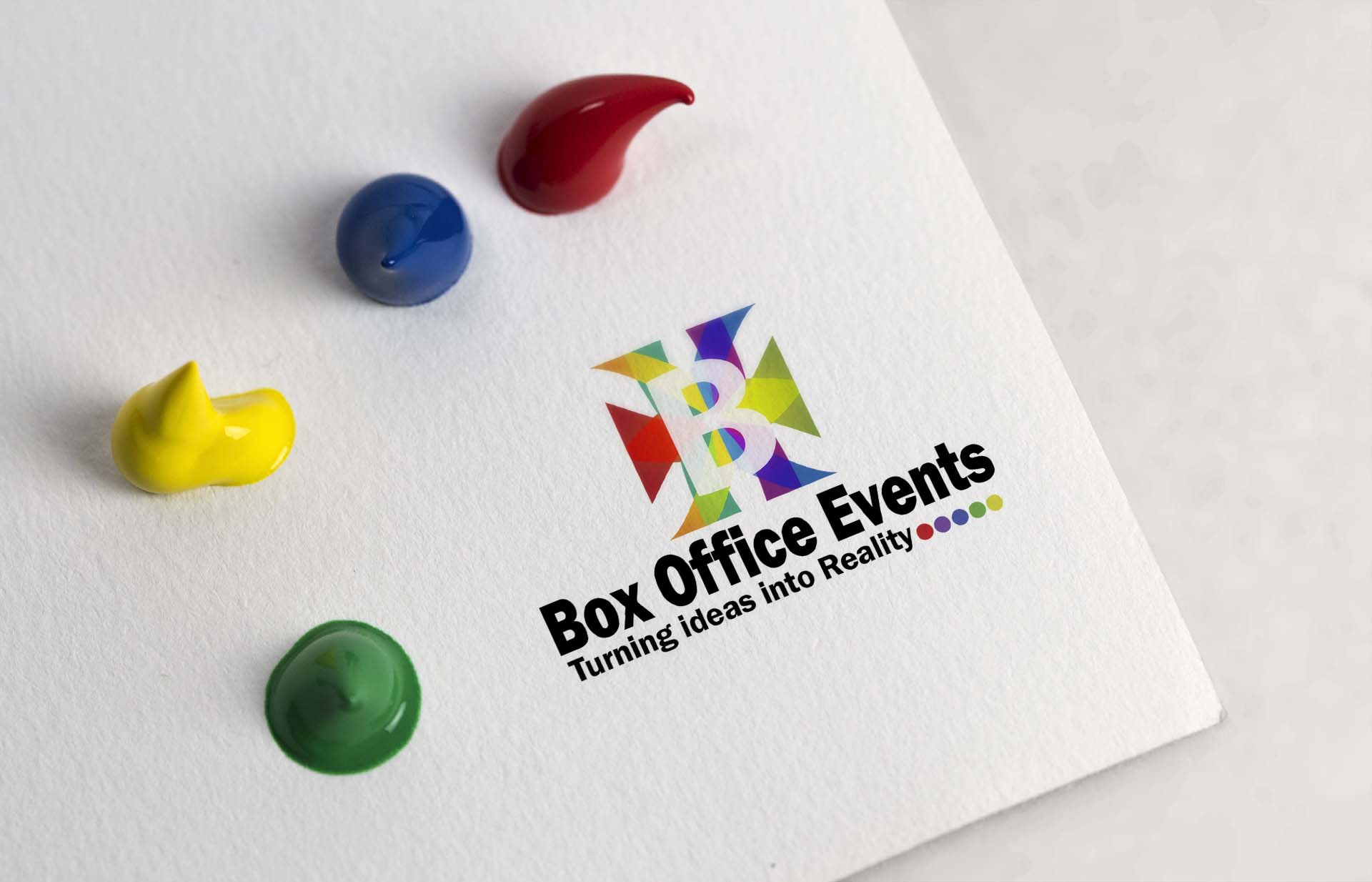 logo design box office
