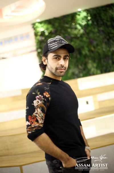 Farhan Saeed Butt - Singer - Actor