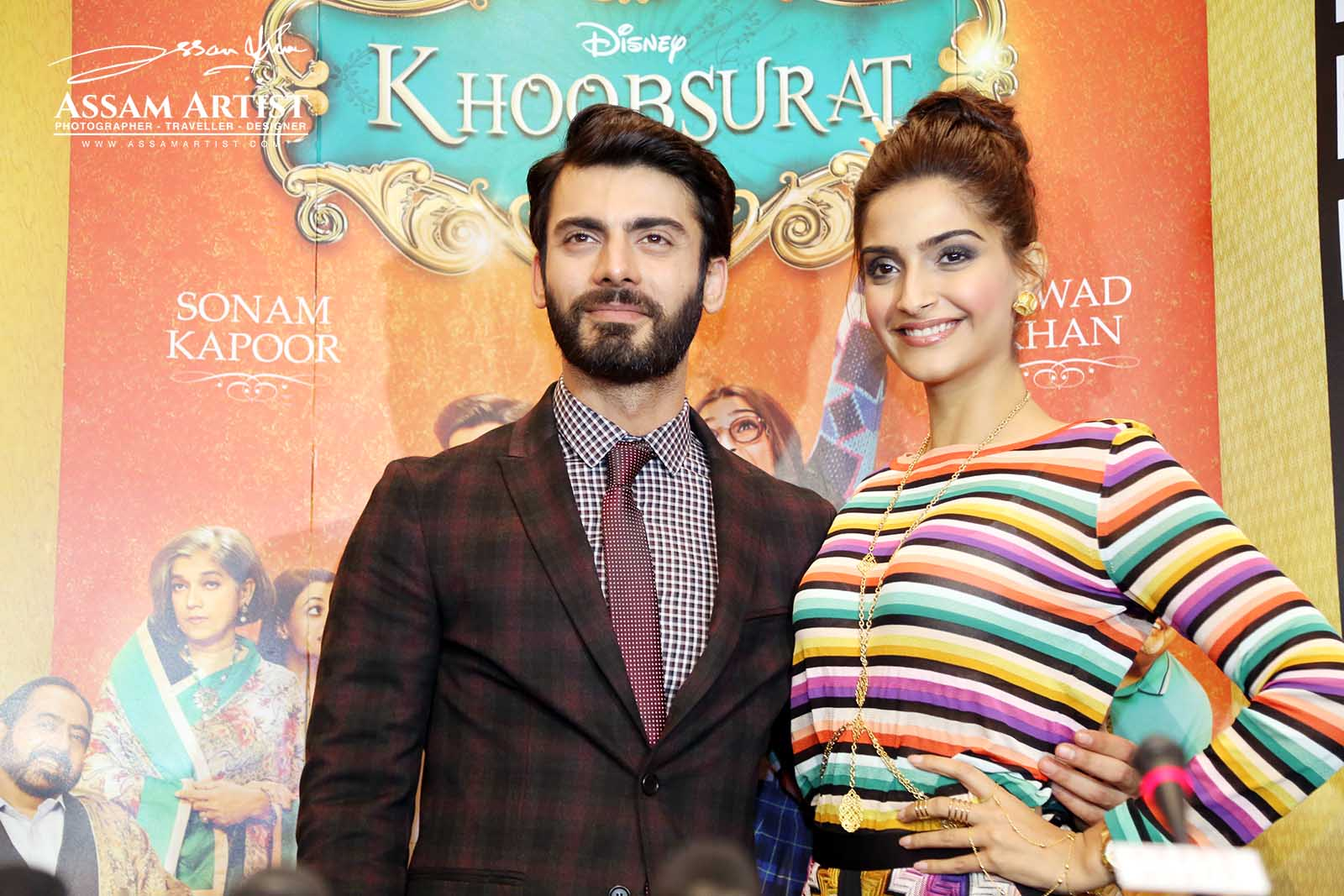 Fawad Afzal Khan -sonam - Actor