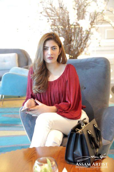 Naimal Khawar - Actress