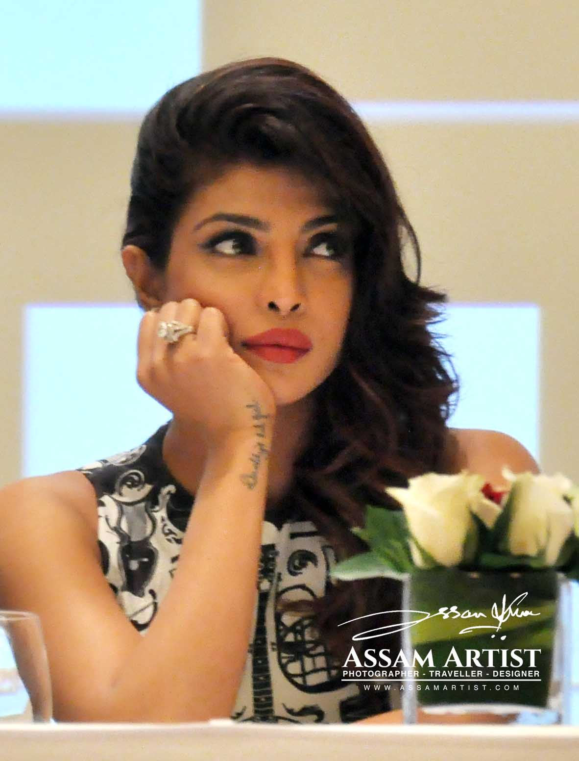 Priyanka Chopra - Miss World - Actress