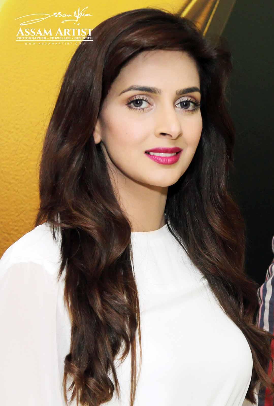 Saba Qamar - Actor