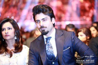 Fawad Afzal Khan & Sadaf Khan