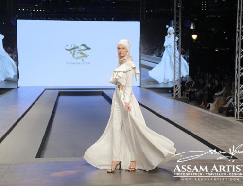 HIJAB MODESET FASHION WEEK