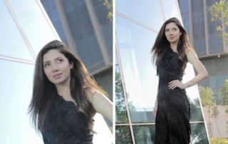 Mahira Khan latest photoshoot in dubai