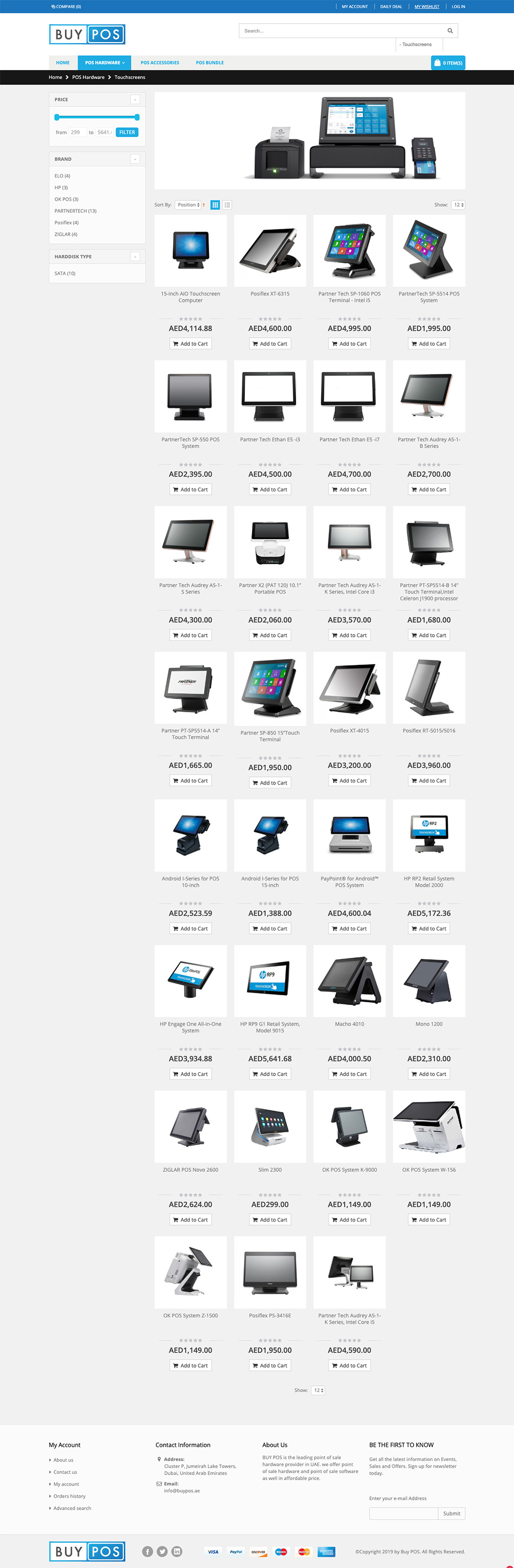 buypos hardware point of sale