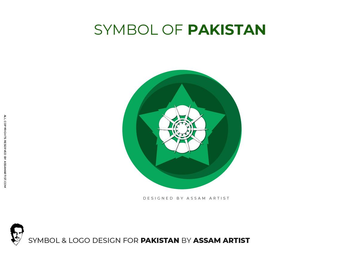 Pakistan Tourism Logo and Symbol of pakistan