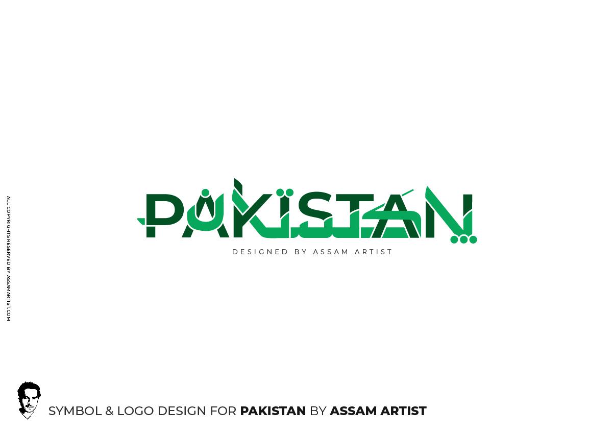 Pakistan Tourism Logo design by assam artist