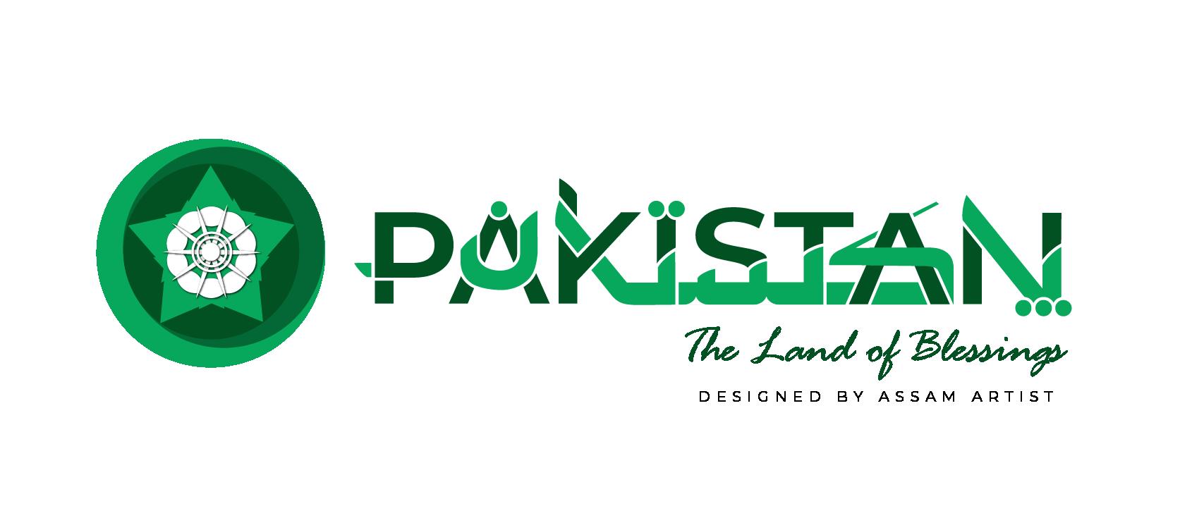 Pakistan Tourism Logo Download PNG