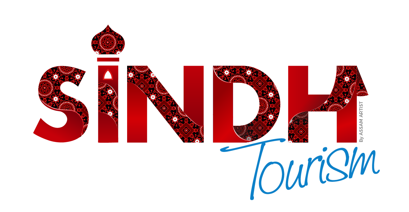 Official Sindh Tourism logo transparent background png