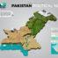 3D Pakistan Political Map